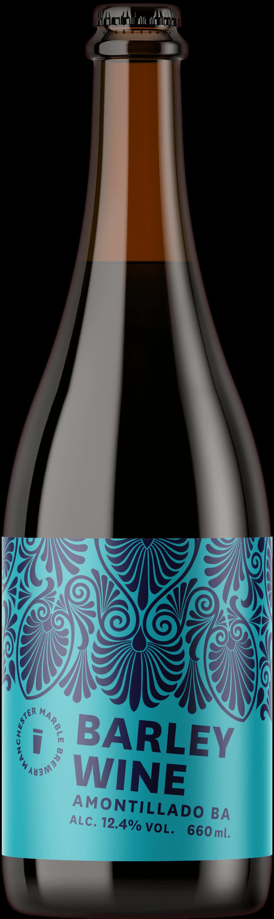 Barley Wine (Barrel Aged Amontillado 2020)