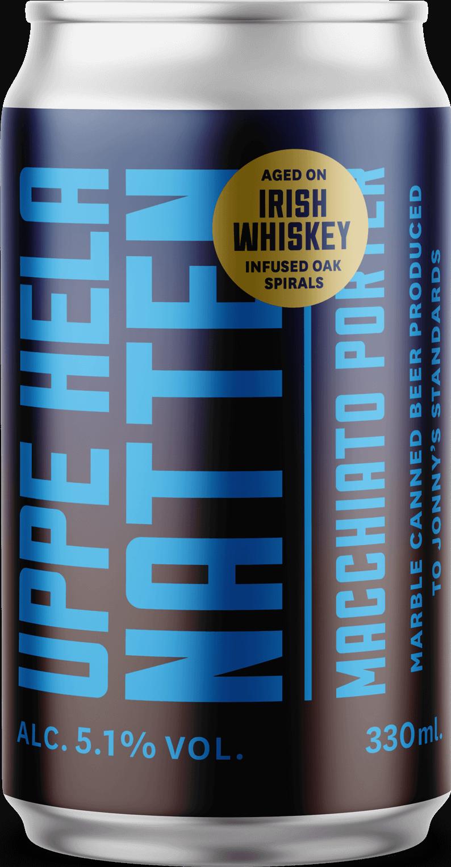 Uppe Hela Natten Irish Whiskey Aged